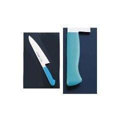 【全品P5倍~10倍】抗菌カラー庖丁 牛刀 18cm MGK-180グリーン