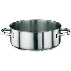 【全品P5倍~10倍】パデルノ 18-10外輪鍋 蓋無 1009-18 ASTF318