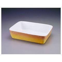 ロイヤル 長角深型グラタン皿 カラー PC520-40-10