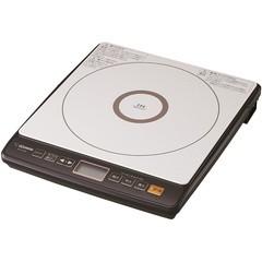 【全品P5倍~10倍】IH調理器EZ-HG26(TA)ブラウン CD:297029 CD:297029, アドパック:502fcfbd --- officewill.xsrv.jp
