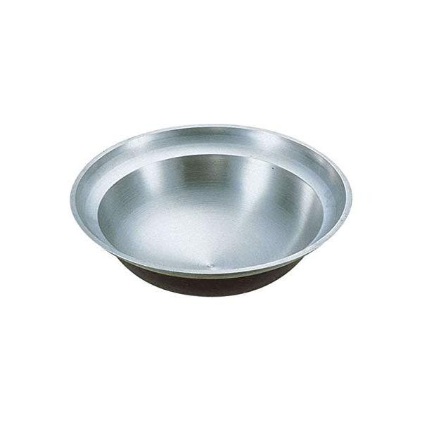 【全品P5倍~10倍】アルミイモノ特製平釜 98cm 158L ナカオ CD:339062
