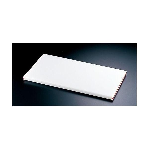【全品P5倍~10倍】住友 抗菌スーパー耐熱マナ板(カラーライン付) SSTWL 赤 CD:136377