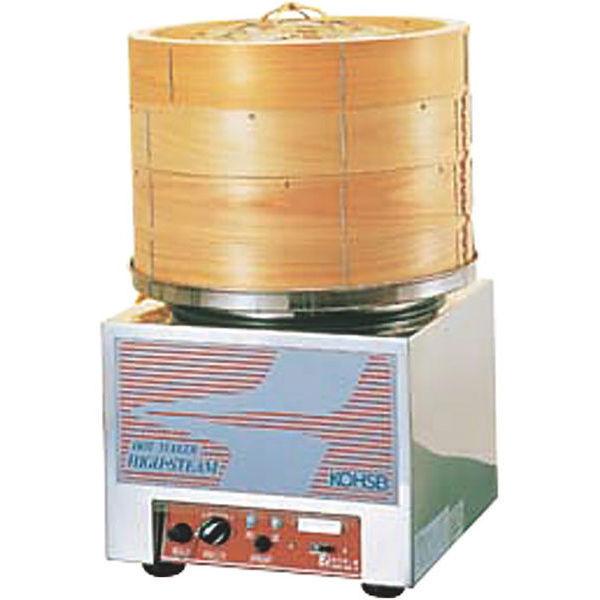 【全品P5倍~10倍】電気式フードスチーマー HBD-80N カンダ CD:119005