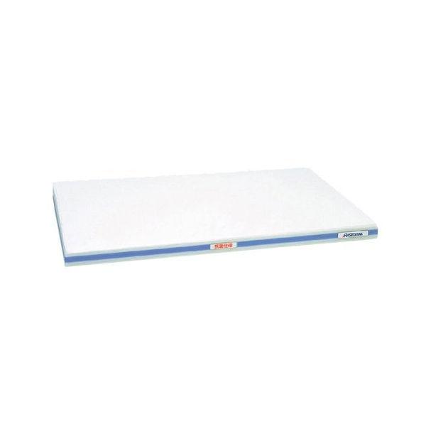 【全品P5倍~10倍】抗菌ポリエチレン まな板 かるがる 標準 SDK 500×300×20mm ブルー ハセガワ CD:135387