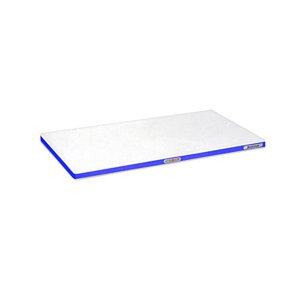 【全品P5倍~10倍】抗菌ポリエチレン まな板 かるがる 肉厚 HDK 600×350×30mm ブルー ハセガワ CD:135440