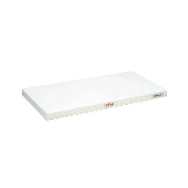 【全品P5倍~10倍】抗菌ポリエチレン まな板 かるがる 肉厚 HDK 750×350×30mm ホワイト ハセガワ CD:135402