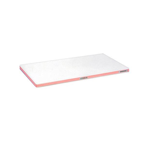 【全品P5倍~10倍】抗菌ポリエチレン まな板 かるがる 肉厚 HDK 750×350×30mm ピンク ハセガワ CD:135422