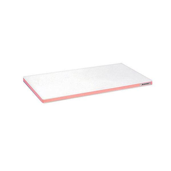【全品P5倍~10倍】ポリエチレン まな板 かるがる 標準タイプ SD 700×350×25mm ピンク ハセガワ CD:135235