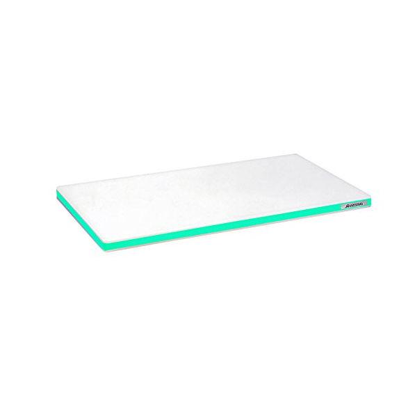 【全品P5倍~10倍】ポリエチレン まな板 かるがる 標準タイプ SD 800×400×25mm グリーン ハセガワ CD:135252