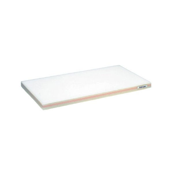 【全品P5倍~10倍】ポリエチレン まな板 かるがる 肉厚タイプ HD 600×300×30mm ピンク ハセガワ CD:135294