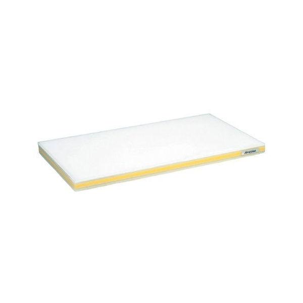 【全品P5倍~10倍】ポリエチレン まな板 かるがる 肉厚タイプ HD 750×350×30mm イエロー ハセガワ CD:135287