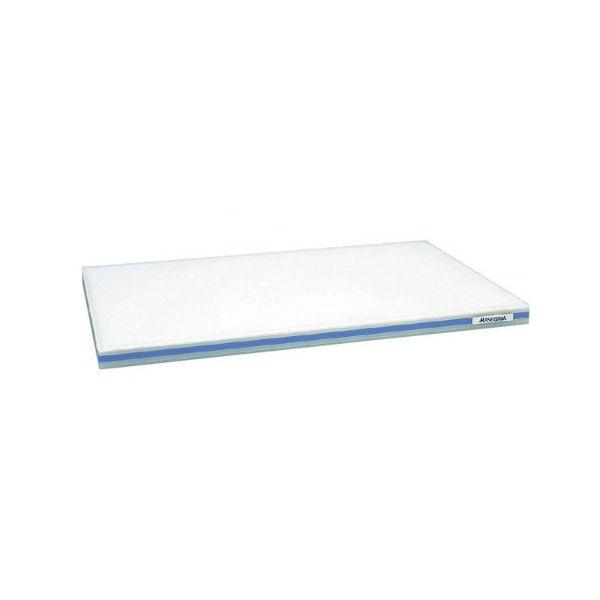 【全品P5倍~10倍】ポリエチレン まな板 かるがる 肉厚タイプ HD 750×350×30mm ブルー ハセガワ CD:135317