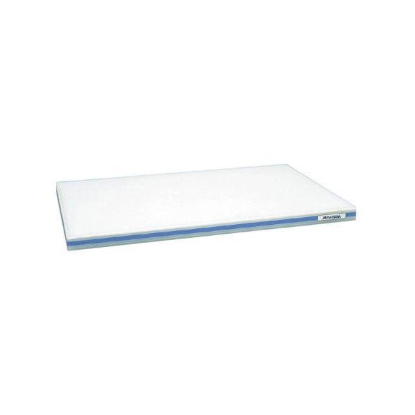 【全品P5倍~10倍】ポリエチレン まな板 かるがる 肉厚タイプ HD 1000×400×40mm ブルー ハセガワ CD:135321