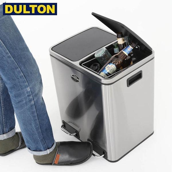 【P10倍】DULTON 2-COMPARTMENT BIN 30 (品番:K855-1203-2) ダルトン インダストリアル アメリカン ヴィンテージ 男前 2 コンパートメント ビン 30