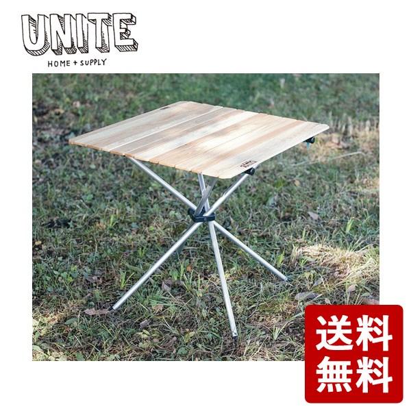 【送料無料】UNITE Crane Table テーブル アウトドア キャンプ UNIPF-CRTABLE