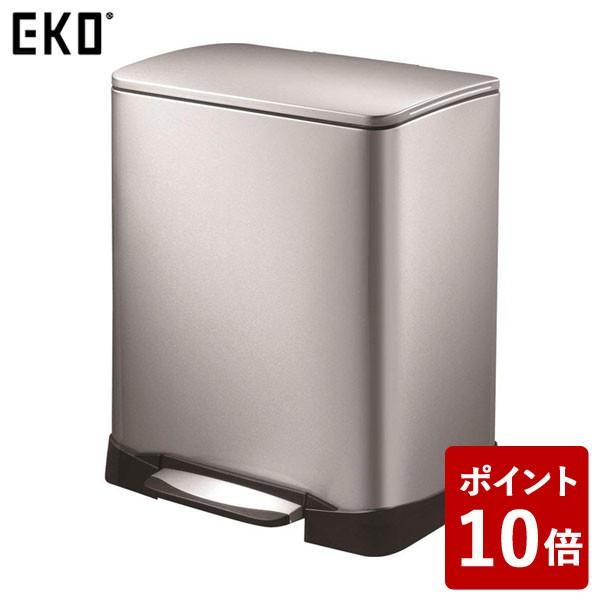 【P10倍】EKO ネオキューブ ステップビン 28L+18L EK9298MT-28L+18L EKO JAPAN