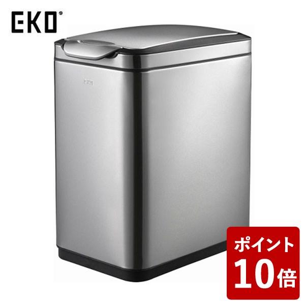 EKO ゴミ箱 ティナタッチビン ステンレス 20L
