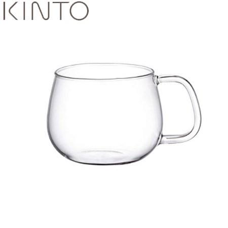 KINTO UNITEA カップ S ガラス 200ml 8290 キント— ユニティ