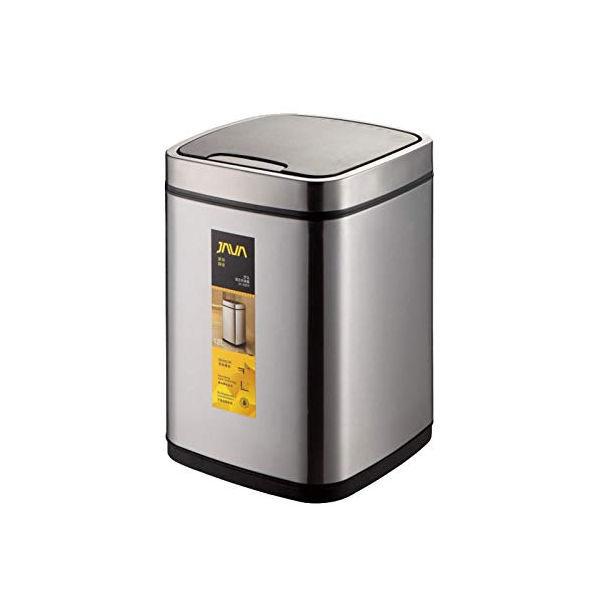 【P10倍】JAVA Rome センサービン ステンレス ゴミ箱 9L メタリックシルバー ジャバ OPUS オーパス