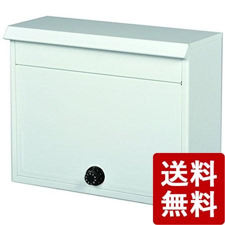 【送料無料】セレクトカラーポスト 壁掛け ホワイト SG-2800L