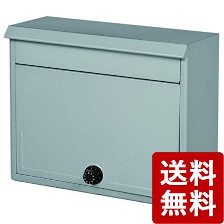 【送料無料】セレクトカラーポスト 壁掛け シルバー SG-2800L