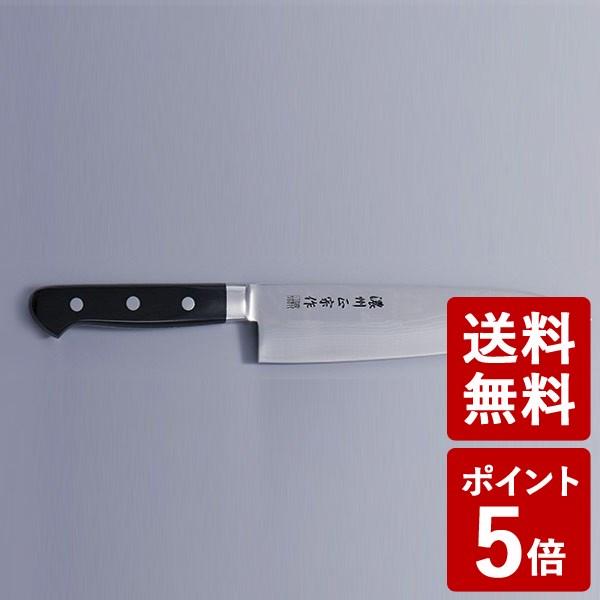 【送料無料&ポイント5倍】ダマスカス鋼 牛刀包丁 180mm DM002 佐竹産業