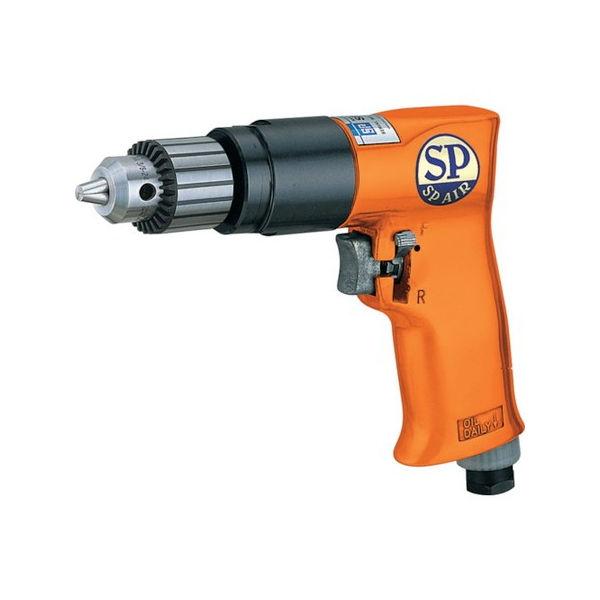 【おすすめ】 SP PLOTS SPD52-1164:neut エアードリル10mm(正逆回転機構付)-DIY・工具
