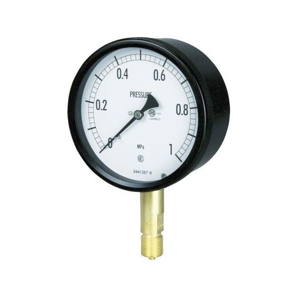 【全品P5倍~10倍】密閉形圧力計 長野 BE101311.6MP-5151