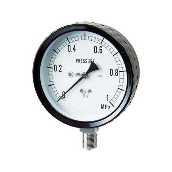 【全品P5倍~10倍】ステンレス圧力計 右下 G3112610.4MP-7129