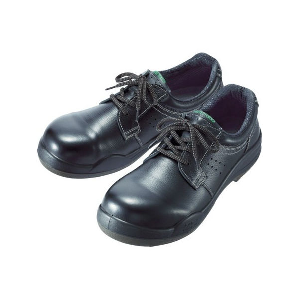 【全品P5倍~10倍】重作業対応 小指保護樹脂先芯入り安全靴P5210 13020055 ミドリ安全 P521026.5-7186