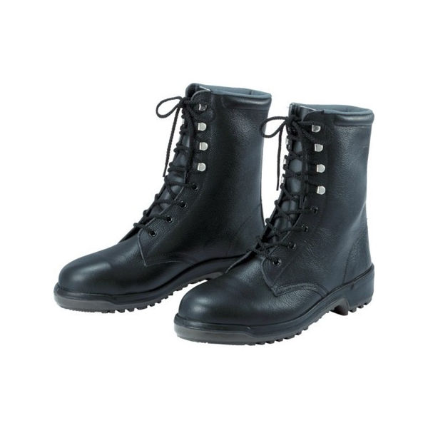 【全品P5倍~10倍】安全長編上靴 24.0cm ミドリ安全 MZ030J24.0-7186