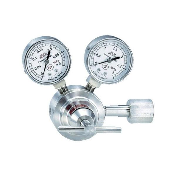 腐食性ガス用圧力調整器 YS-1 ヤマト YS1SO2-8010