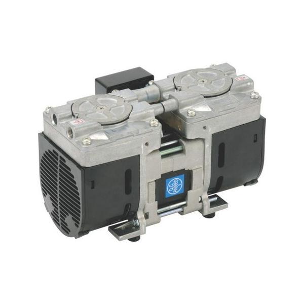 【WEB限定】 ダイアフラム型ドライ真空ポンプ ULVAC DAP6D-8740:neut 単相100V PLOTS-DIY・工具