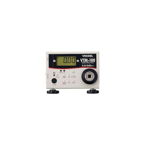 【大特価!!】 ベッセル トルクメーター VTM-10, 北海道産食材のユウテック 8ec0293e