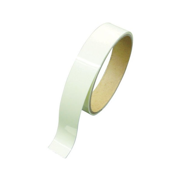 【全品P5倍~10倍】高輝度蓄光テープ 25mm幅×5m 屋内用 PET 緑十字 072003-7047