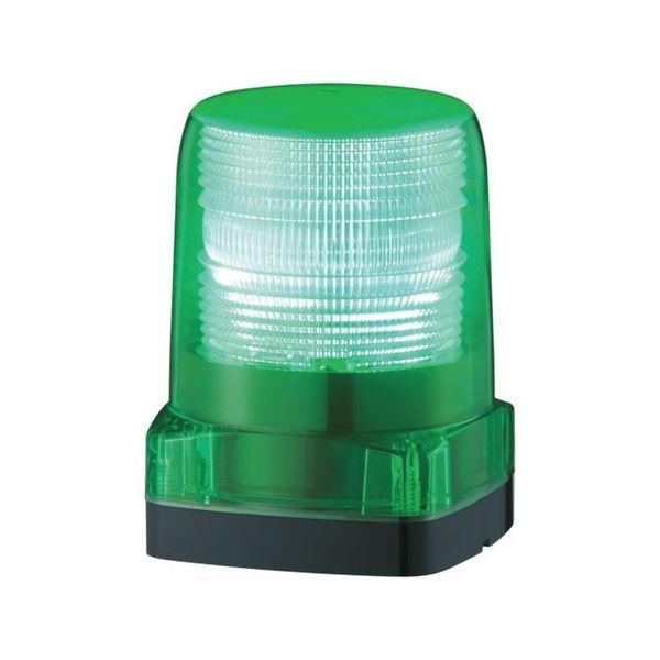 【限定特価】 PLOTS LEDフラッシュ表示灯 LFH12G-3009:neut パトライト-DIY・工具
