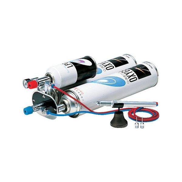 小型酸素溶接バーナーO2トーチ OT-3000 新富士 OT3000-5051