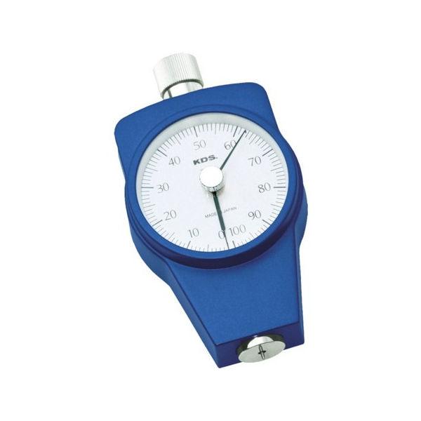 ゴム硬度計Aタイプ置針型 KDS DM204A-8591