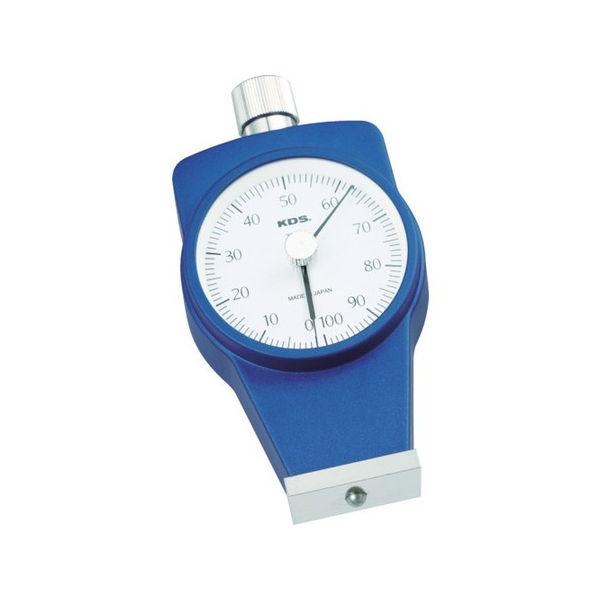 ゴム硬度計Eタイプ置針型 KDS DM207E-8591