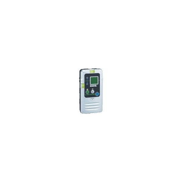 防滴レーザーレシーバーリアルグリーン KDS LRV4RG-8591