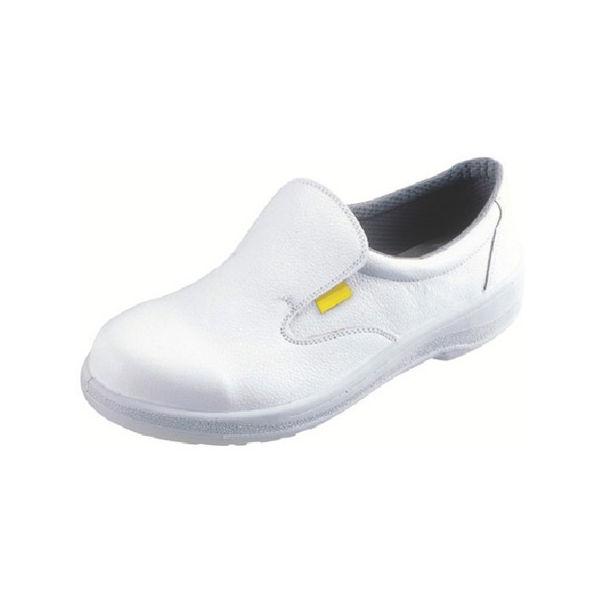 静電安全靴 短靴 7517白静電靴 27.0cm シモン 7517WS27.0-3043