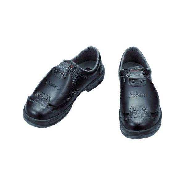 安全靴甲プロ付 短靴 SS11D-6 26.0cm シモン SS11D626.0-3043