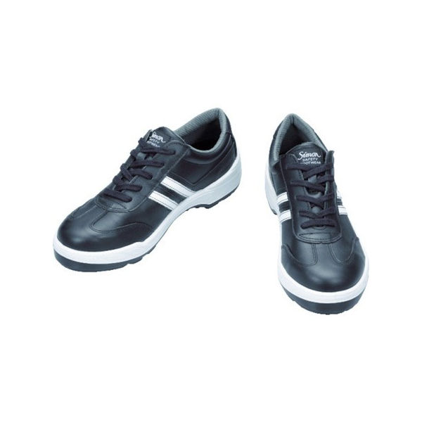 【全品P5倍~10倍】安全靴 短靴 BZ11-B 27.5cm シモン BZ11B27.5-3043