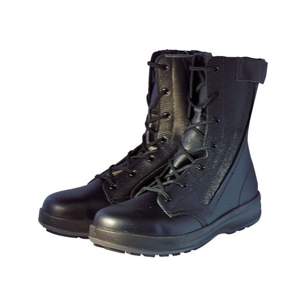 安全靴 長編上靴 WS33HiFR 26.5cm シモン WS33HIFR26.5-3043