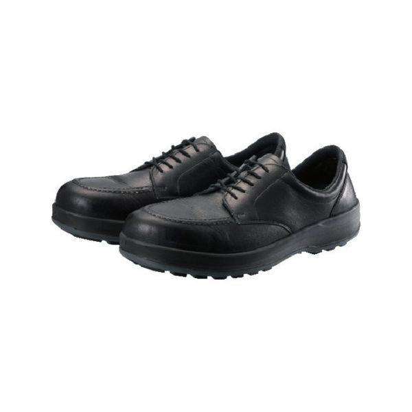 シモン 耐滑・軽量3層底静電紳士靴BS11静電靴 26.0cm BS11S260