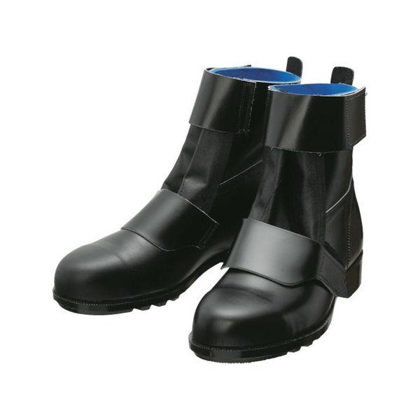 【全品P5倍~10倍】安全靴 溶接靴 528溶接靴 25.5cm シモン 52825.5-3043