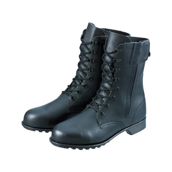 【全品P5倍~10倍】安全靴 長編上靴 533C01 24.5cm シモン 533C0124.5-3043