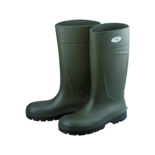 【全品P5倍~10倍】安全長靴 ウレタンブーツ 28.0cm シモン SFB28.0-3043