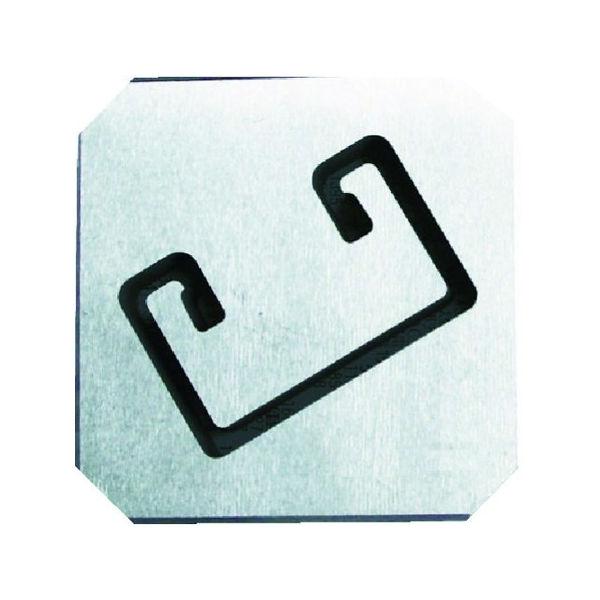 【全品P5倍~10倍】レースウエイカッターD用 固定刃 モクバ印 D912-2232