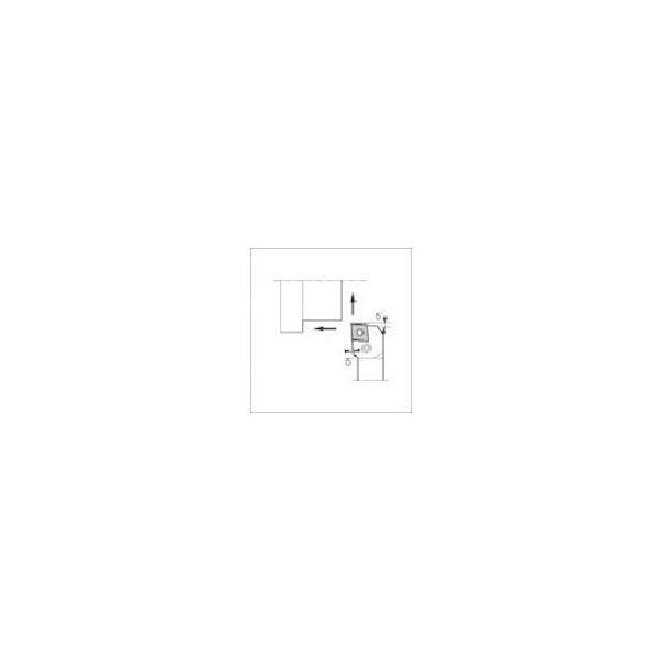 外径加工用ホルダ 京セラ PCLNL2020K12-2039